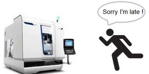 22. Machine monitoring – downtime at shift change