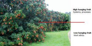 6. OEE improvement – low hanging fruit
